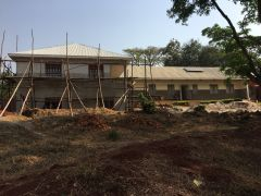 Can Help Support the ongoing construction costs of the St Luke's Health Centre