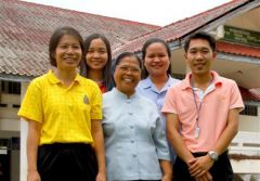 can help run formation programs for lay volunteers to become missionary group leaders for parishes in Thailand