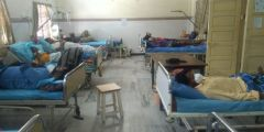 can help provide additional beds to accommodate more people seeking help