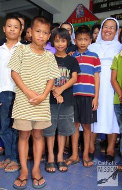 can support catechists in Thailand as they reach out to Catholic communities in remote areas.