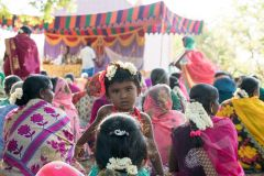 can contribute towards the cost of building a church for a rural village in India.