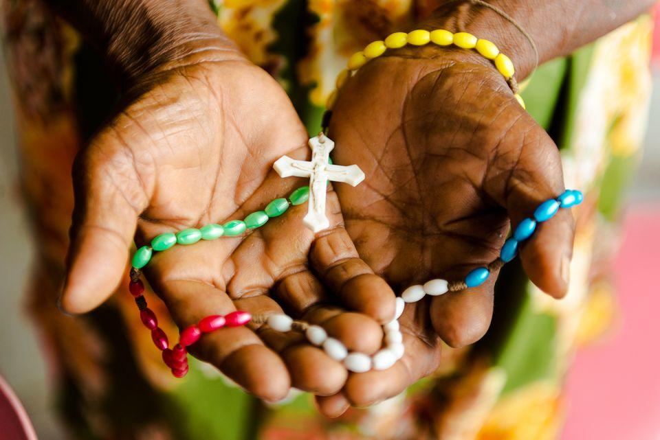 Kiunga Church Service149