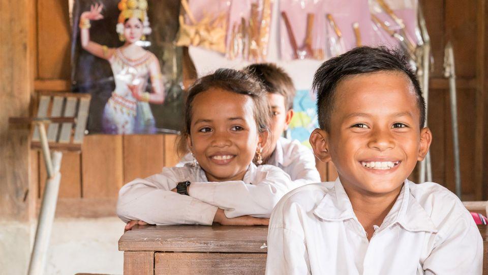 Students cambodia
